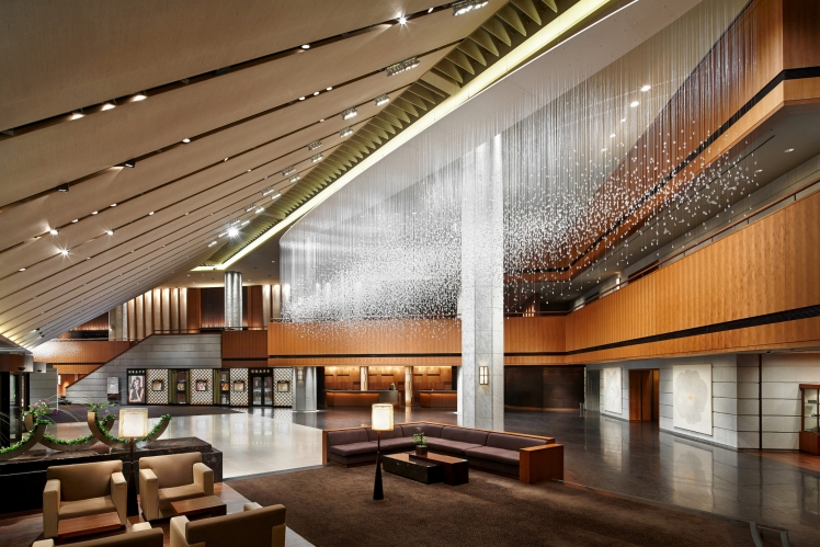 The Shilla Seoul Lobby ©The Shilla