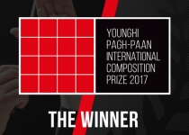 The Winner of THE 2ND INTERNATIONAL YOUNGHI PAGH-PAAN COMPOSITION PRIZE